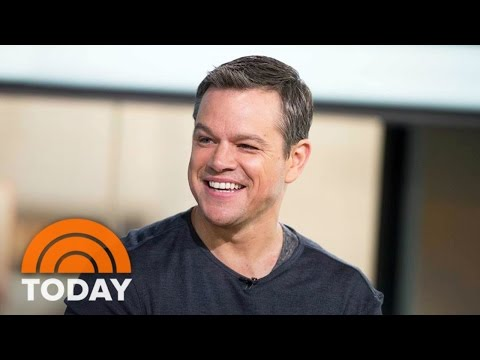 Matt Damon: Jason Bourne Has Been Good To Me, But I Need A Break | TODAY