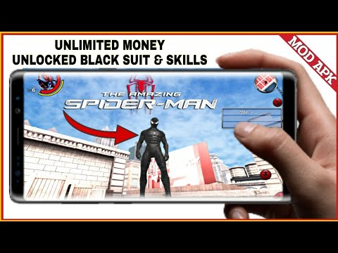 The Amazing Spider Man 1 Mod Apk+Data (Unlimited Money) Download For Android |With Gameplay Proof|