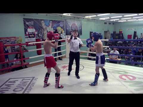 1093 Логиновских Сергей (Владивосток) - Арапов Данил (Находка) 54 кг юноши