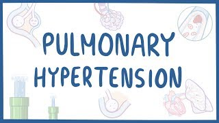 Pulmonary hypertension - causes, symptoms, diagnosis, treatment, pathology