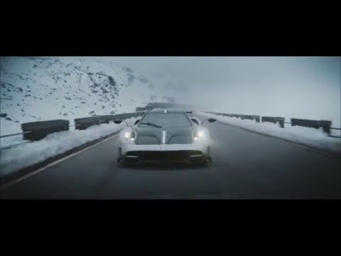 The Pagani Huayra BC – Official Video