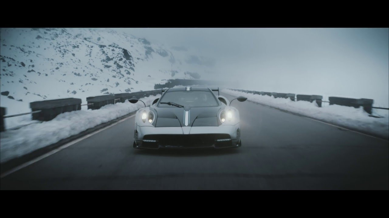 The Pagani Huayra BC - Official Video - YouTube