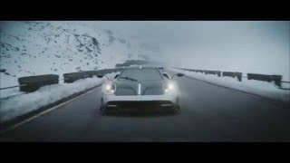 Pagani Huayra M. Ö - Resmi Video