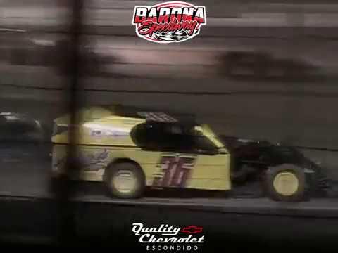 IMCA Modified Main Barona Speedway 4-21-2018