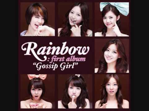Rainbow 레인보우 -  Kiss 키스