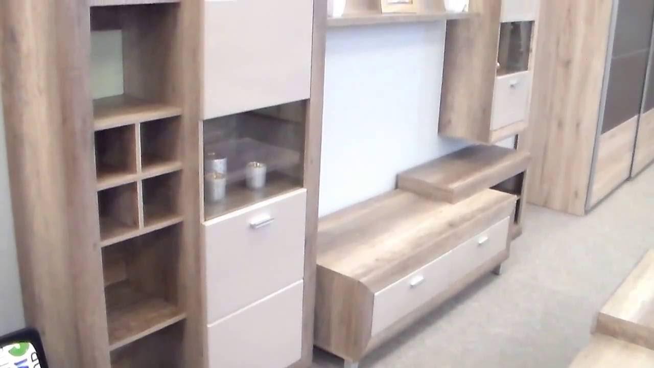 Netico nappali szekrénysor (Home-Max Bútor) - YouTube