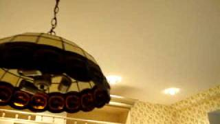 Натяжной потолок на кухне(результат работы по установке натяжного потолка Clipso на кухне. по моему получилось здорово!, 2010-11-02T13:04:27.000Z)