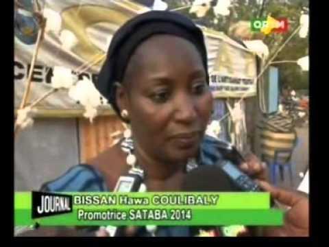 Salon du textile artisanal de Bamako:Ouverture de la 3ème édition