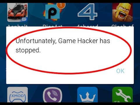 How To Fix Unfortunately,Game Hacker Has Stopped Working