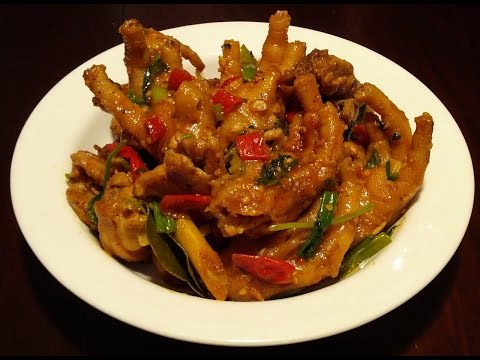 Spicy Chicken Feet thumbnail