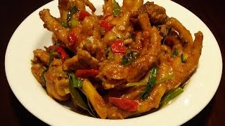 Repeat youtube video Spicy Chicken Feet