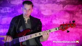 On Bass - Chord-Tone Calisthenics