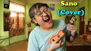 SANO / SANU (COVER) - SAJIN MAHARJAN   APURVA TAMANG