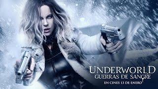 "UNDERWORLD: GUERRAS DE SANGRE. ""Blood"" Tráiler HD en español. Ya en cines."