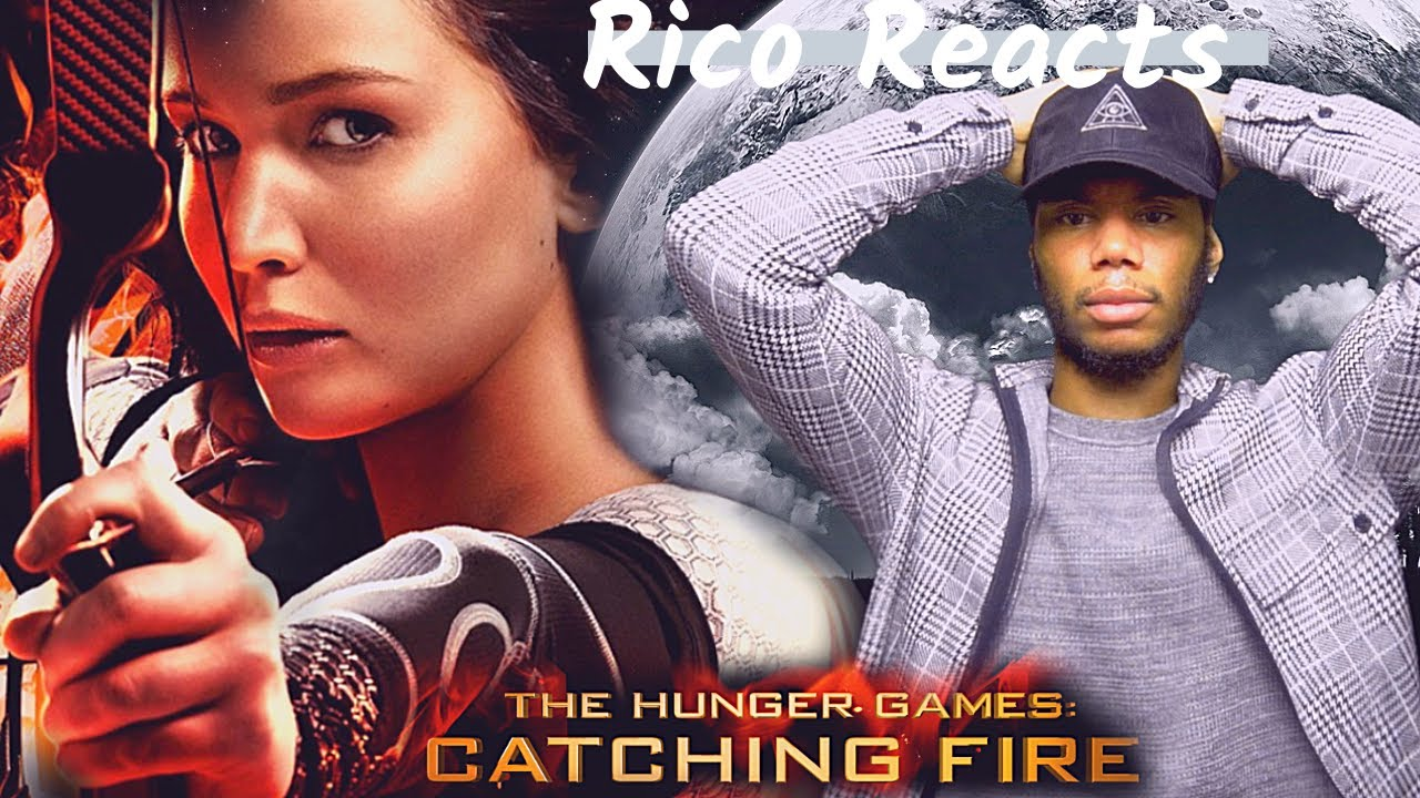 Watching The Hunger Games Catching Fire 2013 For The First Time Hungergames Youtube