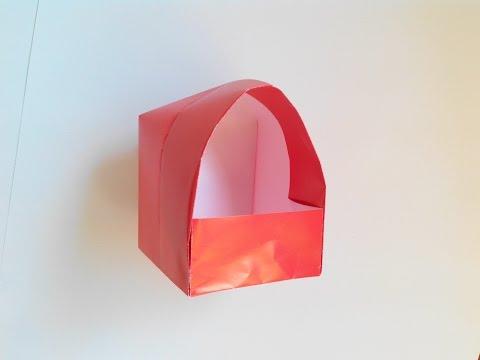 Домик оригами, House origami смотреть в хорошем качестве