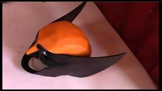 Como hacer/La mascara de Wolverine/Logan Tributo Hugh Jackman