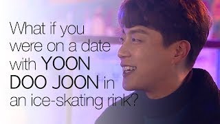 What if you were on a date with Yoon Doo Joon in an ice-skating rink? ENG SUB • dingo kdrama