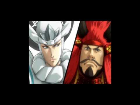 Sengoku Basara 2 Heroes Intro/Opening PS2