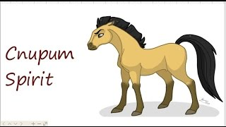 Спирит душа прерий, Как нарисовать коня Спирита, #draw, рисуем лошадь из мультика Спирит