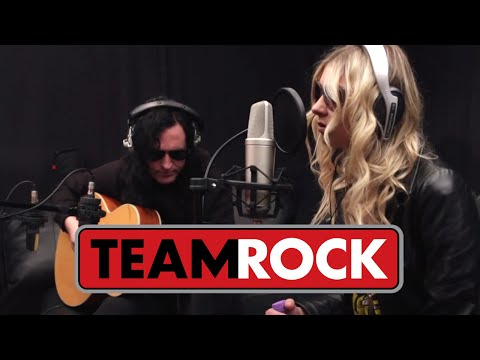 The Pretty Reckless - 'House On A Hill' Unplugged | TeamRock