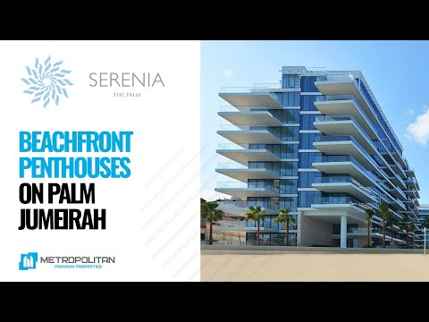 Serenia Residences Palm Jumeirah: Apartments and Penthouses for Sale