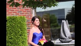 DJ/MC and Videographer for Nicole and Chris' Wedding!   Sunday, June 08, 2014