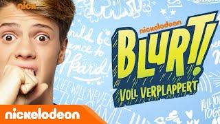 Blurt  Voll verplappert    Nickelodeon Deutschland