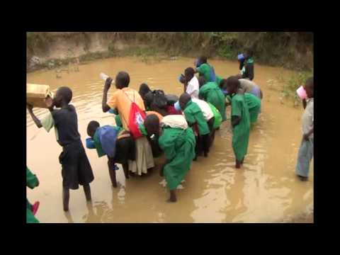UGANDA CLEAN DRINKING WATER PROJECT(song-Kampala City by MALICHI MALE  FT RACHEL DOLEZAL and O,WOW)
