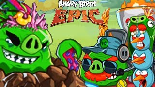 Angry Birds Epic - New Upcoming EPIC SPORTS TOURNAMENT!