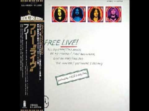 Free - Woman Live! (1971)