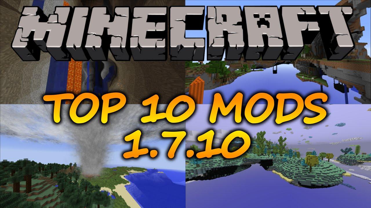 best 1.7.10 minecraft mods