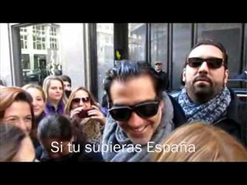 Alejandro Fernandez llegada a Cadena Dial Madrid