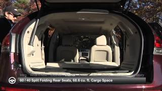 2014 Lincoln MKX Test Drive