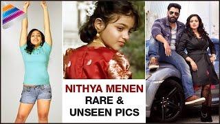 Nithya Menen Rare & Unseen Pics | Childhood Photos | Telugu Filmnagar