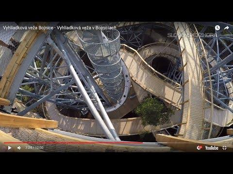 Vyhliadková veža Bojnice - Vyhliadková veža v Bojniciach from YouTube · Duration:  12 minutes 1 seconds