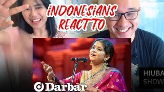 Indonesians React To Exquisite Afternoon Raag Bhimpalasi Kaushiki Chakraborty Patiala Khayal