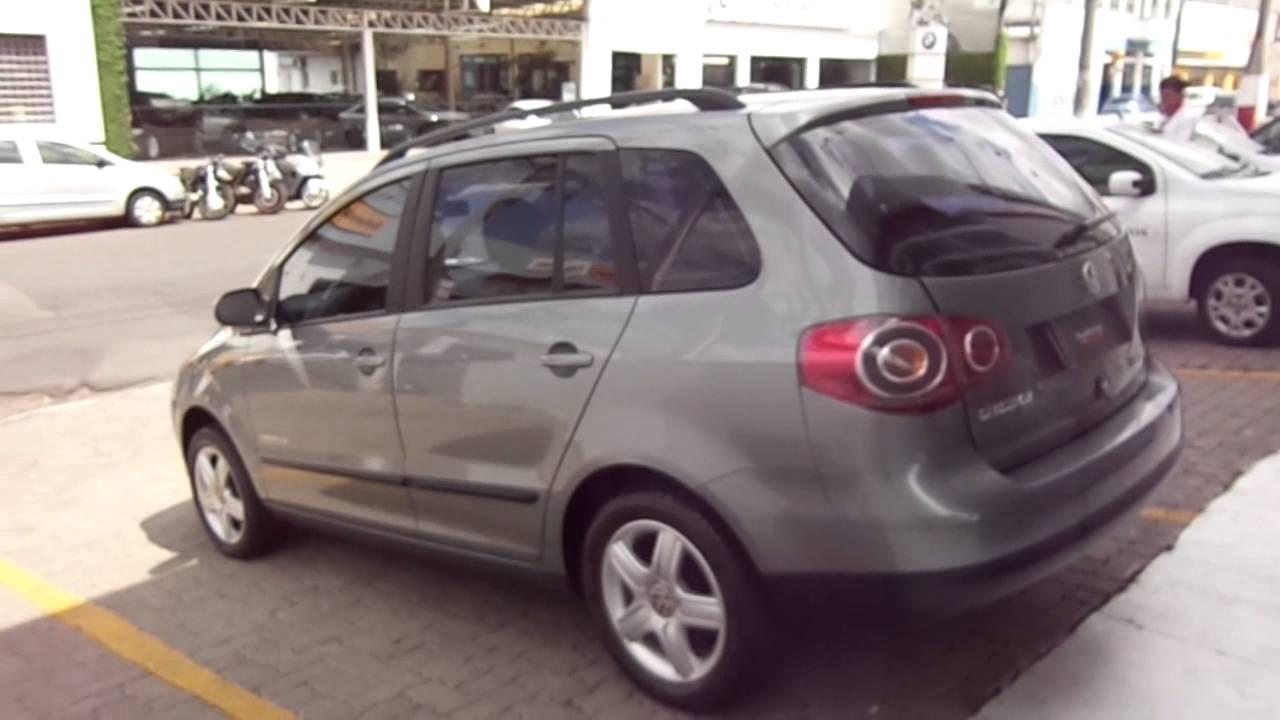 Volkswagen Spacefox Comfortline 1.6 8v (Totalflex) 2007 - YouTube