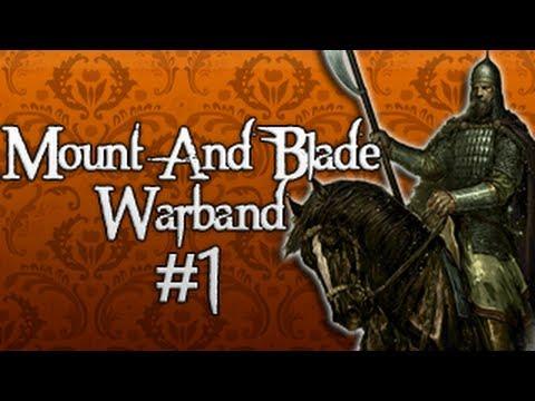 Mount And Blade Warband - Bıyıklı Aragorn -  Bölüm 1