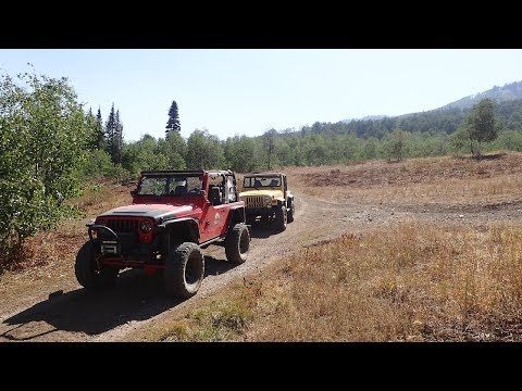 Adams Corral 4WD Road - Logan, Utah