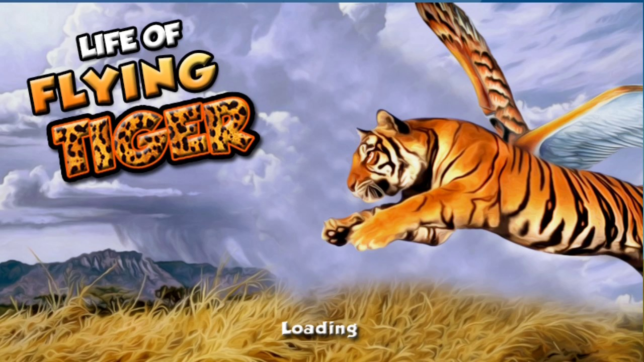 Flying Tiger Angry Flying Tiger Wild Simulator 3d Official Promo