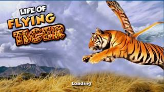Angry Flying Tiger Wild Simulator 3D - Official Promo