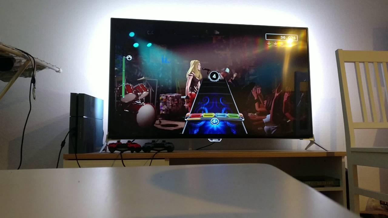 Gorillaz - Feel Good Inc (Expert Drums) 1080p (PS4 Rock Band 4)