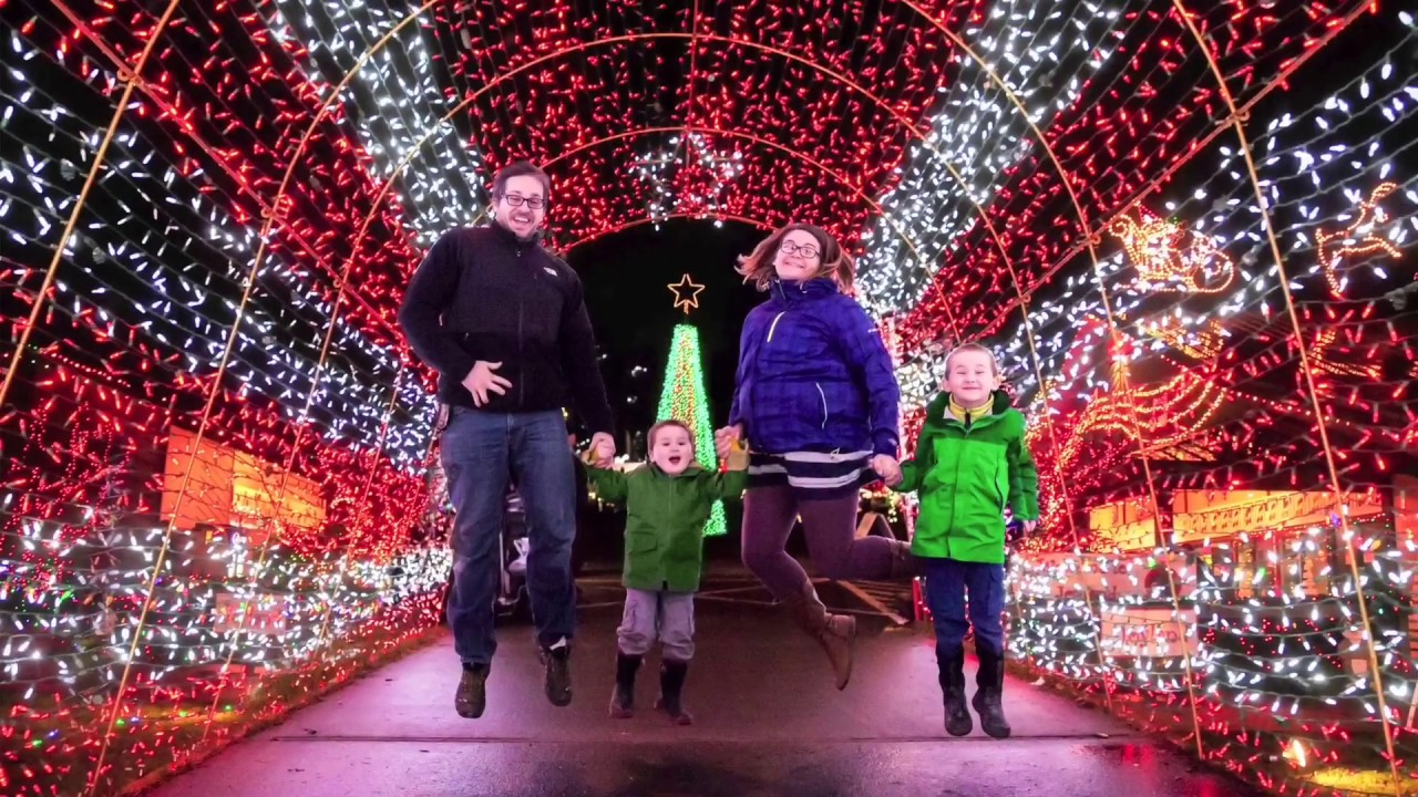 the lights of christmas festival 2016