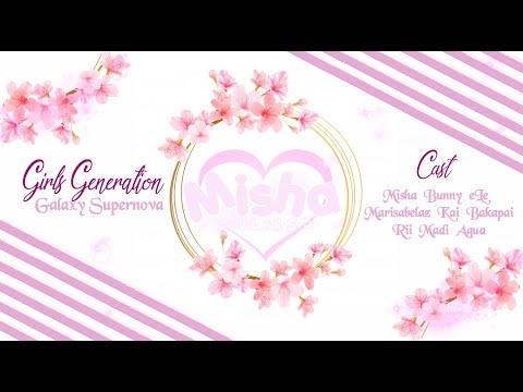 【Misha Collab´s】Girls Generation - Galaxy Supernova 【歌ってみた】