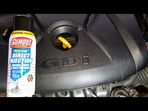 SHOCKING oil catch can & gumout direct injection valve cleaner vs gdi