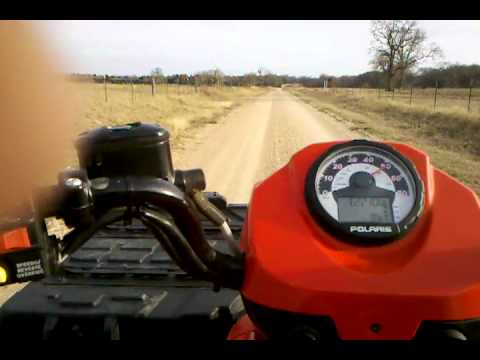 polaris virage top speed