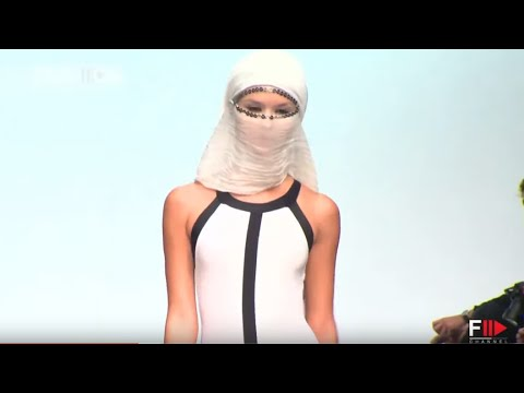 FILIPE FAISCA Spring 2015 ModaLisboa Vision - Fashion Channel