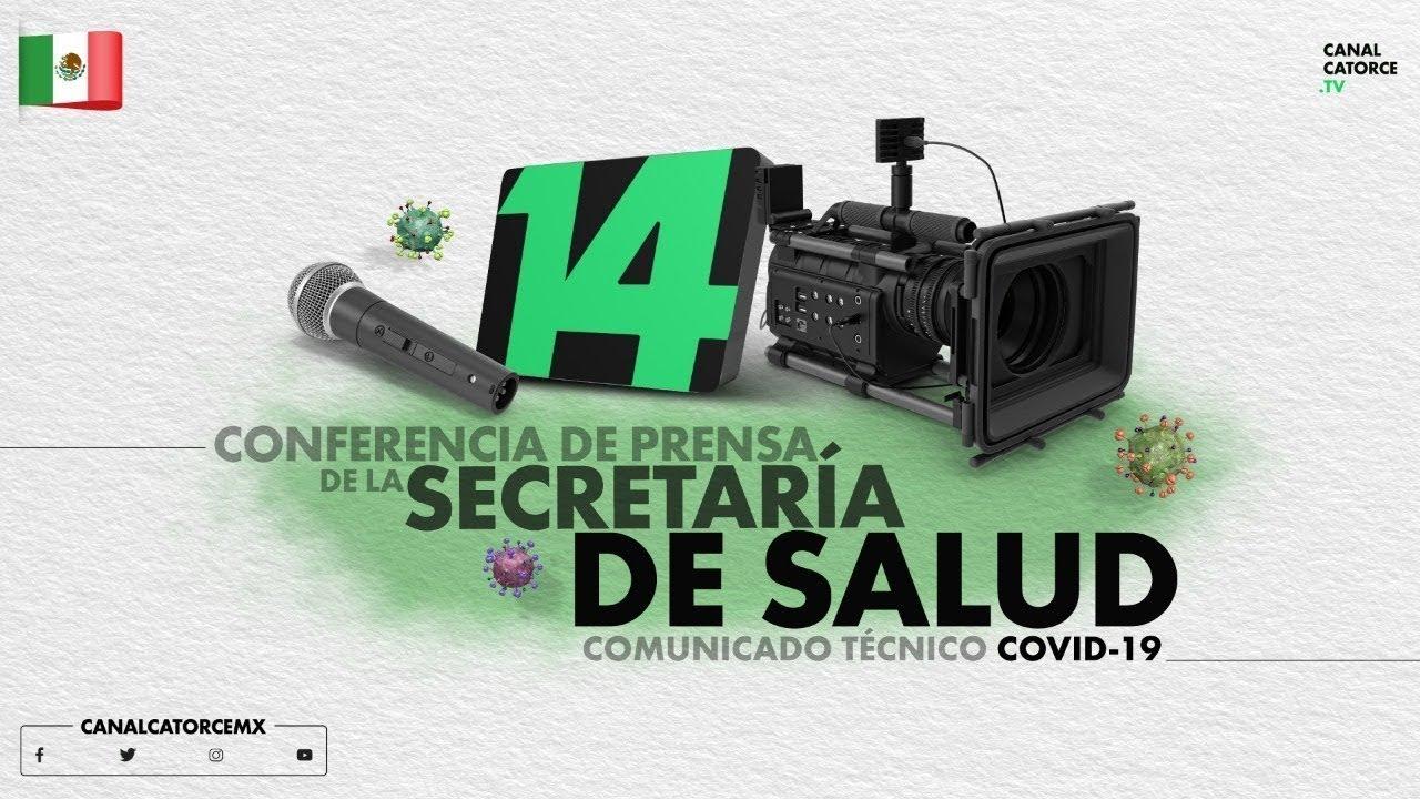 Download Conferencia de prensa. Informe diario sobre coronavirus COVID-19 en México. 28/06/2020