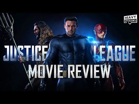 Zack Snyder's Justice League (2021) Full Movie Review | Probably The Best DCEU Film Of All Time - Heavy Spoilers